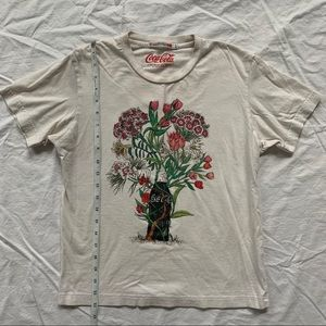 Coca Cola • bottle bouquet tee